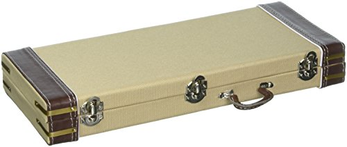Axe Heaven Fender 60Th Anniversary Strat Guitar Case with Embroidered Logo (FC-CASE-60)