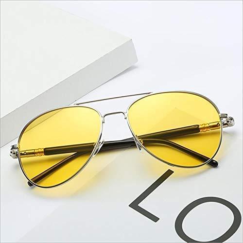 Mirage Classic Herren Polarisierte Sonnenbrille Driving Pilot Night Vision Goggles Male Eyewear