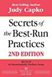 Secrets of the Best-Run Practices, 2nd Edition, Judy Capko, 0981473881