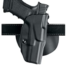 Safariland 6378 ALS Paddle & Belt Slide Holster, for Sig 220/226, Plain Black, Without Rails