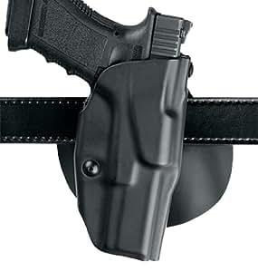 Safariland Sig Sauer P220, P226 6378 ALS Concealment Paddle Holster, Plain Black, Left Handed