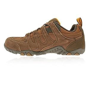 Hi-Tec Quadra Classic Walking Shoes - SS18-9 - Brown
