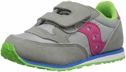 Saucony Baby Jazz Hook & Loop Sneaker Little Kid