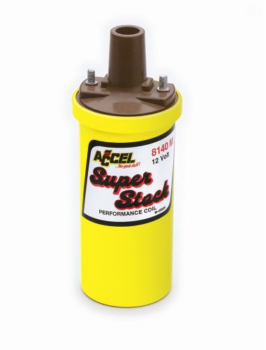Accel 8140M Performance SuperStock Coil (Dodge Spirit Ignition Coil)