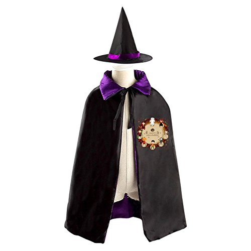 Halloween Costumes For Kids Girls 10 And Up At Party City (Cute Halloween Costumes Hundred Ghosts at Halloween Night Wizard Cap And Cloak For Boy's&Girl's)