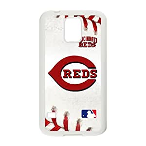 ZFFcases baseball reds Phone Case for Samsung Galaxy S5 Case