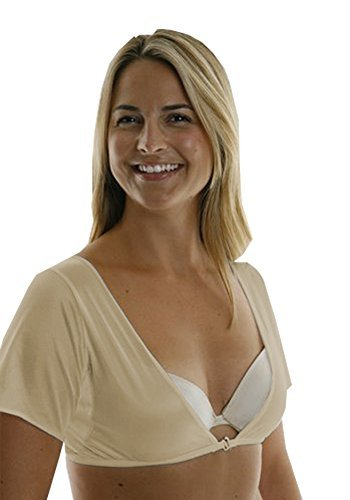 Kleinerts Simply Sheer Garment with Sewn-in Protective Underarm Shields #1259NF