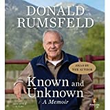 img - for Known and Unknown: A Memoir [Abridged, Audiobook] [Audio CD] book / textbook / text book