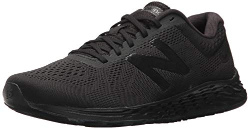 New Balance Men's Mens Arishi Fresh Foam Running Shoe, Black, 12 D US