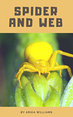 #freebooks – Spider and Web: Photobook of Spiders and their webs that's amazing! (Photobook Nature 1) by Arika Robins