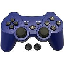 Bek Design Wireless Controller for Playstation 3 PS3 (Blue)