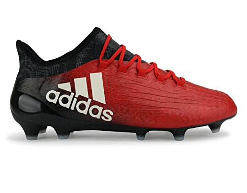 Scarpe Adidas Uomo X 16,1 Fg Rosso / Bianco / Nero