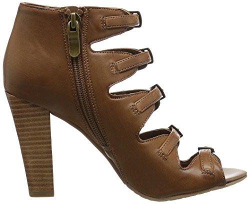 tacón de para Zapato alto Chinese vestir Z hebilla mujer Brown Sugar de Breezy Laundry Aq0SnUH
