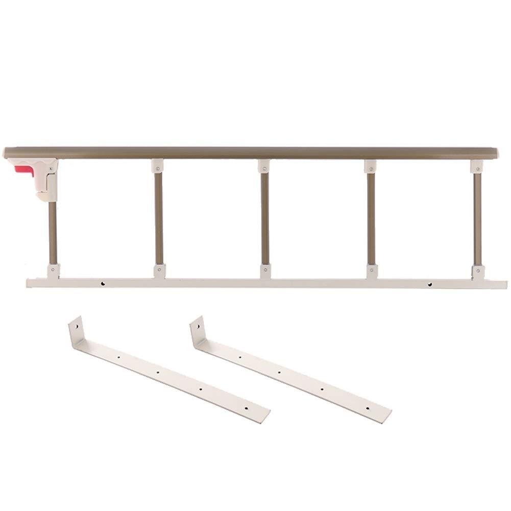 CQILONG 滑り止めベッドレール 折りたたみ式ベッド用フェンス 幼児、高齢者向け ベビーガードレール インストールする必要はありません 、4色 、3サイズ (Color : B-121x35cm)  B-121x35cm B07SS3NHXB