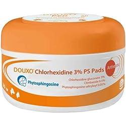 Douxo Chlorhexidine PS + Climbazole Pads 30 Pads