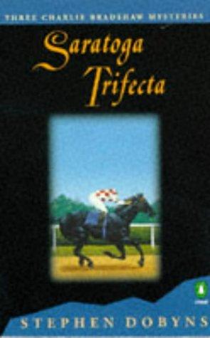 Saratoga Trifecta (Charlie Bradshaw Mystery)