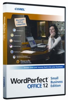 Wordperfect office 12 small business edition amazon software wordperfect office 12 small business edition freerunsca Image collections