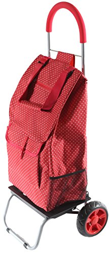 Shopping Trolley (Red) - 1