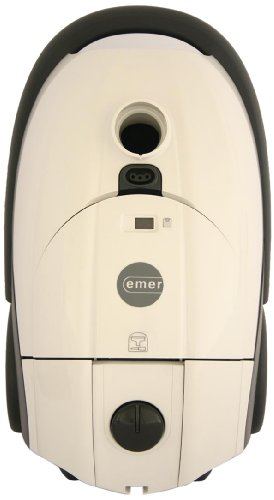 Cheap Emer  TR010002 Galileo Pet Parquet 12 amp 1400 Watts Hepa Canister Vacuum White – Corded