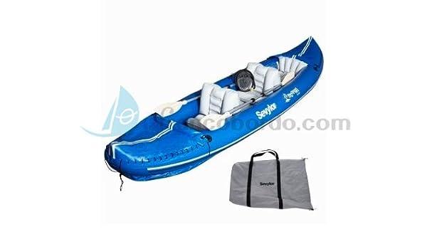 Sevylor Pack Kayak 3 Plazas K109-D Moorea: Amazon.es: Deportes y ...