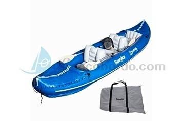 Sevylor Pack Kayak 3 Plazas K109-D Moorea: Amazon.es ...