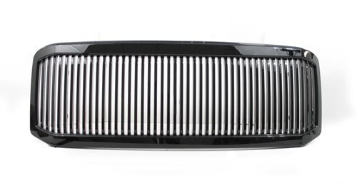 05 06 07 Ford F250 F350 Super Duty Front Vertical Grille Grill