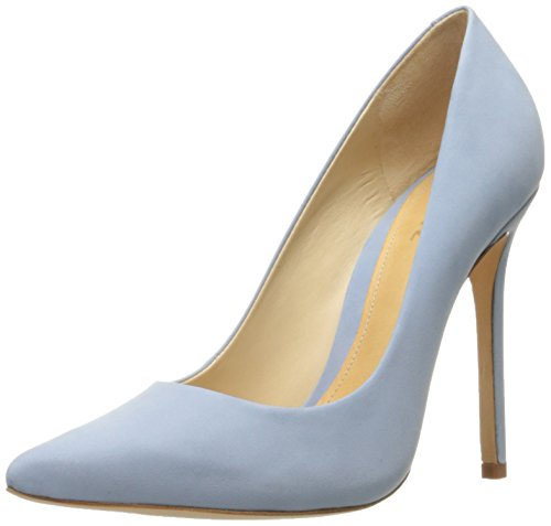 Schutz Women's Gilberta Dress Pump, Jeans, 7 M US