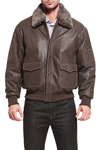 Landing Leathers Leather Aviator Flight