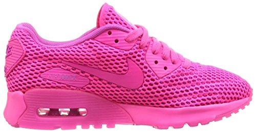Nike Air W 90 Br 36 Rose Noir Femme Eu Baskets Ultra Max ffarw5q4x