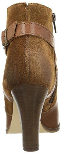 Jonak 277-Art - Botas mujer marrón - Marron (Reptile/Safran)