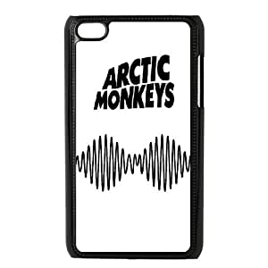 Unique Design -ZE-MIN PHONE CASE FOR IPod Touch 4th -Music Band Arctic Monkeys Pattern 9