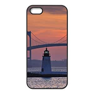Lighthouse Custom Cover Case for Iphone 5,5S,diy phone case ygtg545010