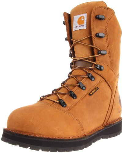 Lace Carhartt Tanned CMW8110 Oil Work Boot To Toe 8 Men's Rust AUHnU6qt
