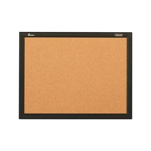 7195016511298 Quartet SKILCRAFT Cork Board, 24 x 18, Aluminum Frame