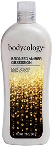 [Bodycology Bronzed Amber Obsession Moisturizing Body Lotion 12 Fl.Oz. Bodycology] (Amber Moisturizer)