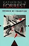 Murder by Tradition, Katherine V. Forrest, 1562800027