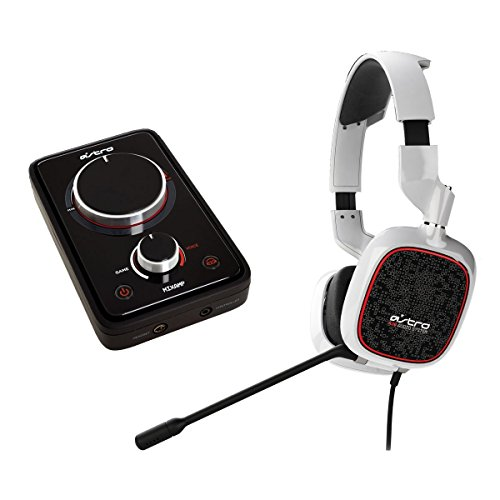 ASTRO Gaming A30 Audio System (White) by ASTRO Gaming