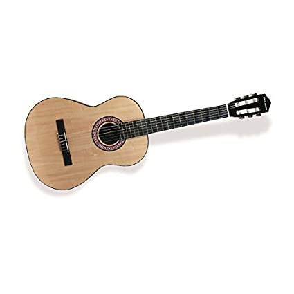 Delson Granada - Guitarra clásica (4/4), color madera natural