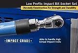 Titan 16141 9-Piece Low Profile Impact Metric Hex