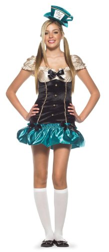 Tea Party Hostess Teen/Junior Costume - Teen Medium/Large - Teen Tea Party Hostess Costumes