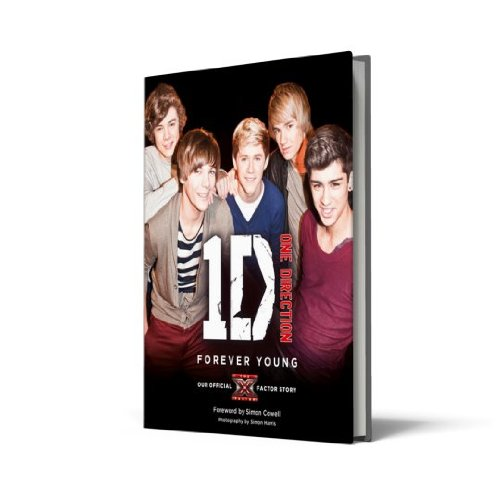 one direction book forever young - 4