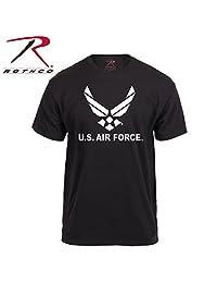 Rothco US Air Force Emblem T-Shirt - Black