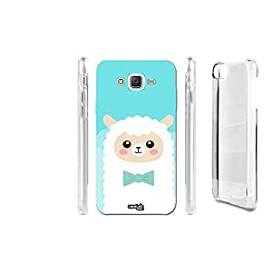 FUNDA CARCASA SMILE BEE RIBBON PARA SAMSUNG GALAXY J7 SM-J700F