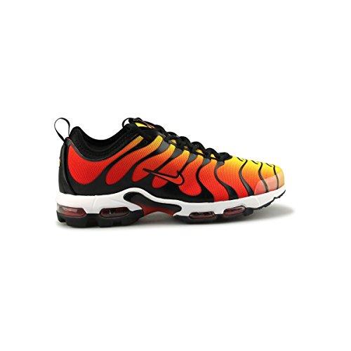 Nike Air Max Plus Br Mens Scarpe Da Ginnastica 898014 Scarpe Da Ginnastica (uk 6 Us 7 Eu 40, Black Team Orange Tour Yellow 004)