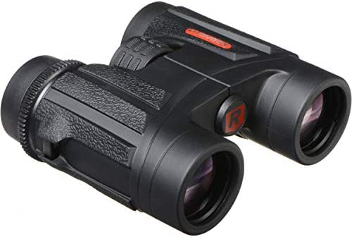 Redfield Rebel 8x32mm Compact Roof Prism Binoculars, Matte Black