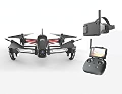 The Bolt is a carbon fiber drone that introduces the exciting world of First Person View (FPV) piloting and racing to everyone. When designing and engineering our drone, we made sure of these objectives:   Follow a rigorous design