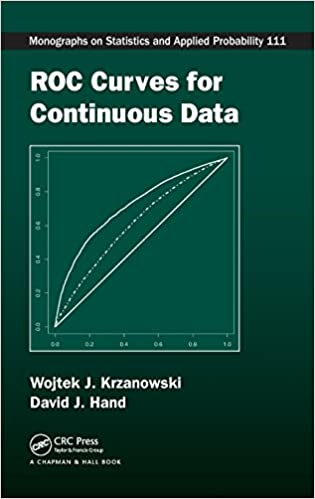 Amazon roc curves for continuous data chapman hallcrc roc curves for continuous data chapman hallcrc monographs on statistics applied probability 1st edition fandeluxe Images