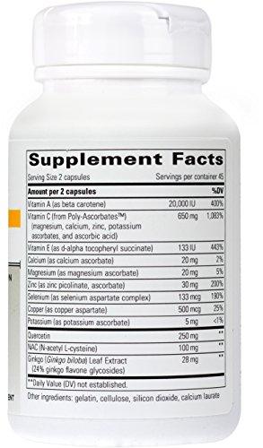 Integrative Therapeutics - Oxyperm - Intestinal Antioxidant Protection Supplement - 90 Capsules Discount