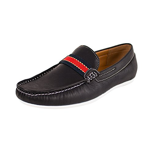 Beverly St Mens Dress Shoes (rds-51) Nero