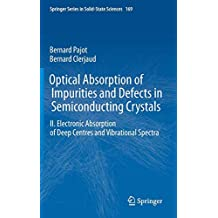Optical Absorption of Impurities and Defects in Semiconducting Crystals: Electronic Absorption of Deep Centres and Vibrational Spectra